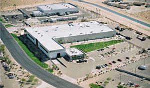 Northwestern Industries Yuma, Arizona Plant