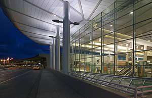 Anchorage Alaska International Airport