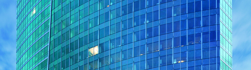 City Center, Bellevue, Washington | Glazing Contractor: Walters and Wolf | Architect: SRG Partnership | Glass: PPG Solarban 70