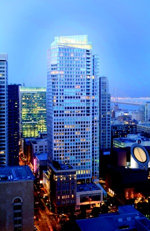 St. Regis Hotel and Condominiums, San Francisco, California
